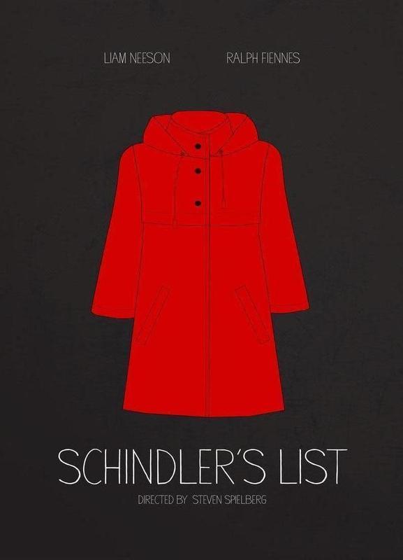 Schindler's List Canvas Print
