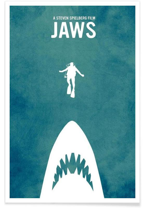 Jaws Inspired Poster