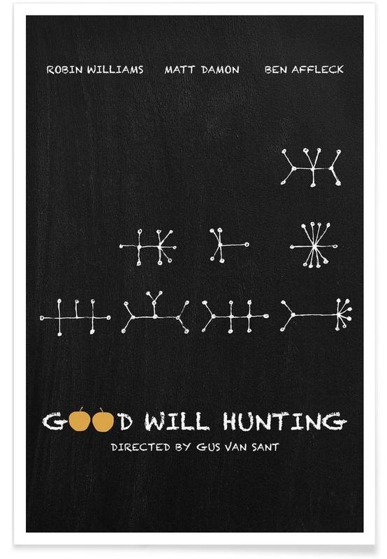 Good Will Hunting -Poster