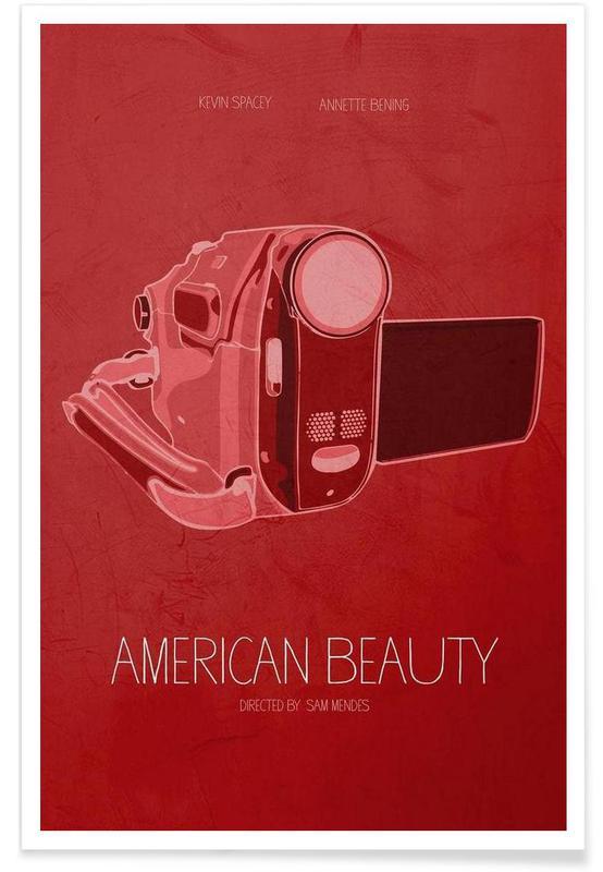 Films, American Beauty affiche
