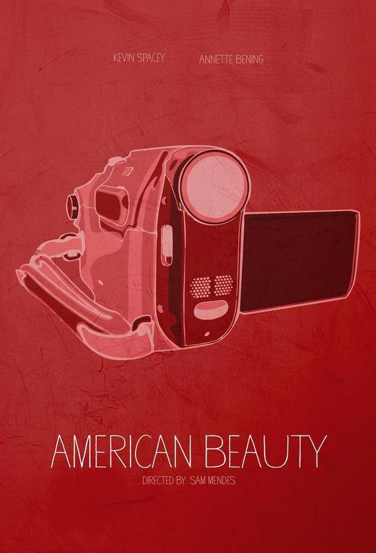 American Beauty acrylglas print