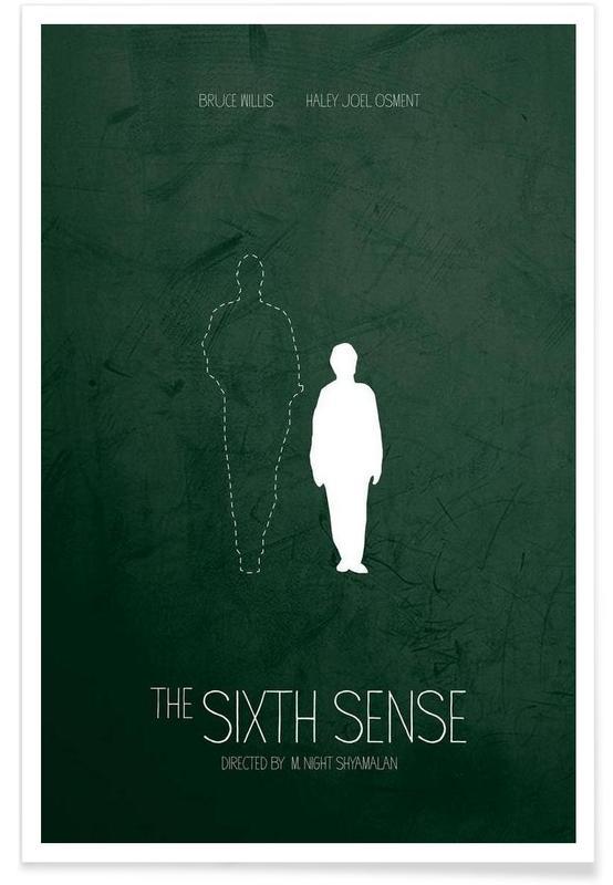 Films, The Sixth Sense affiche