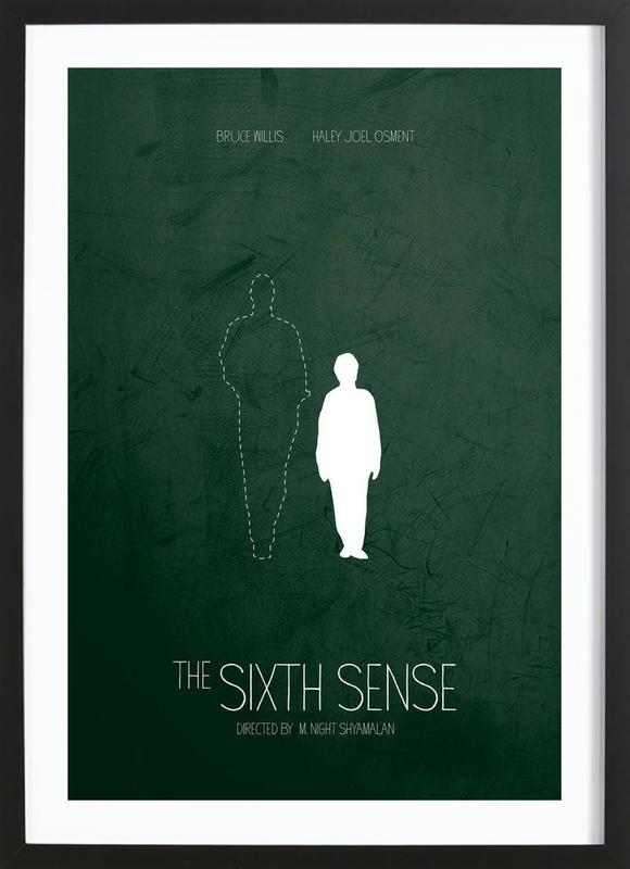 The Sixth Sense Framed Print