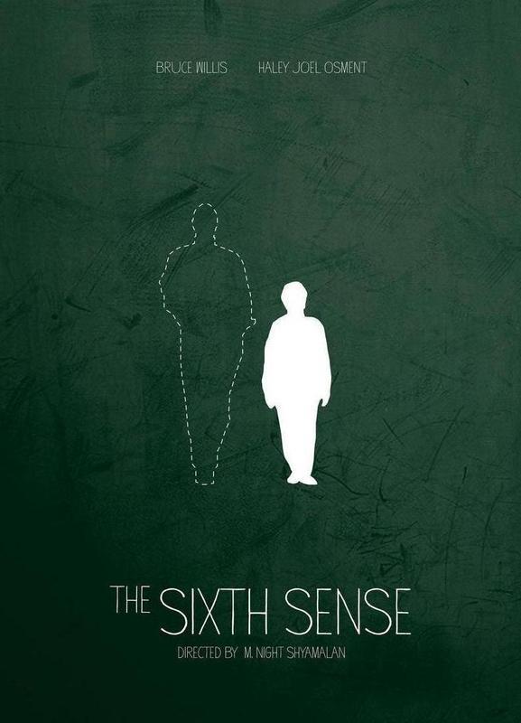 The Sixth Sense -Leinwandbild