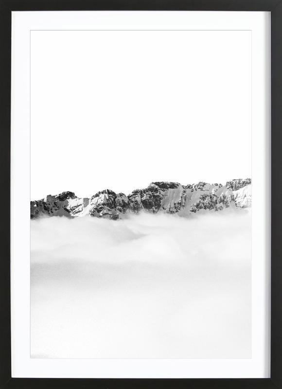 Divide Framed Print