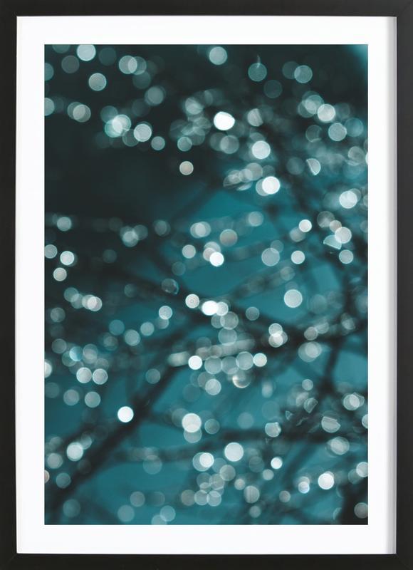 Midnight Sparkle Framed Print