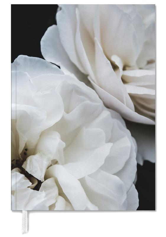 White Roses Personal Planner