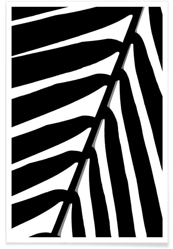 Palmen, Botanical Shade -Poster