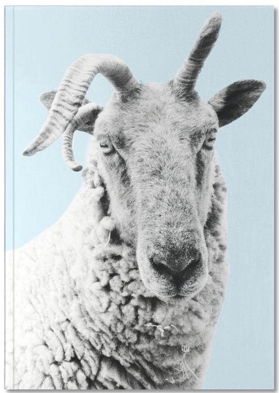 Blue Sheep Notebook
