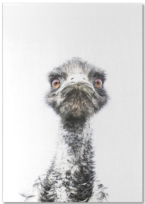 Emu bloc-notes