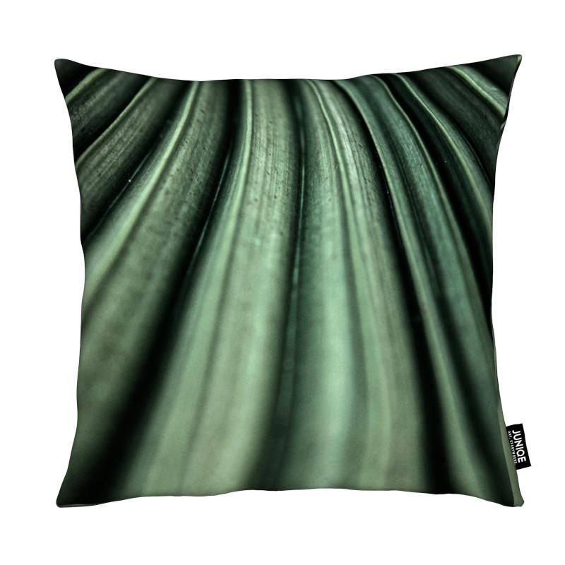 Green Palm coussin