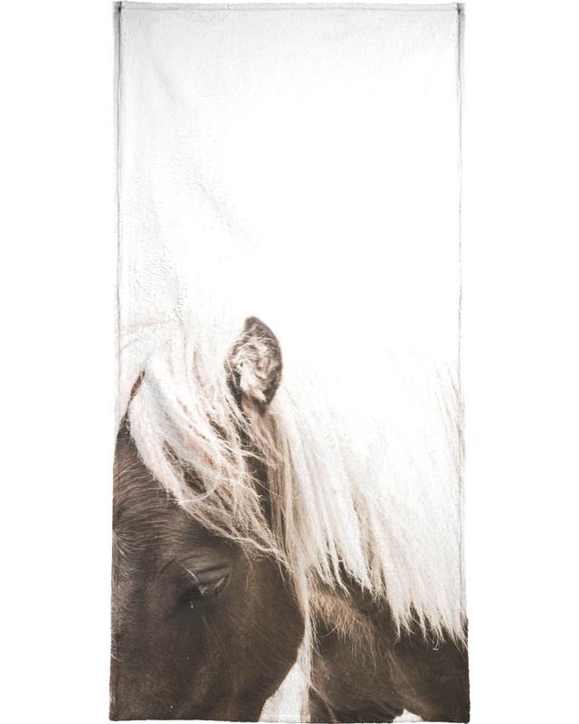 Horse II Beach Towel