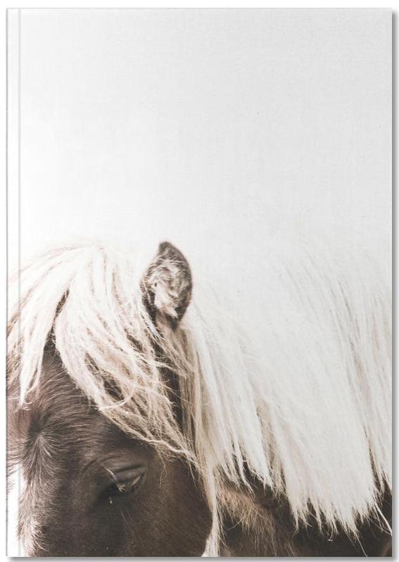 Horse II Notebook