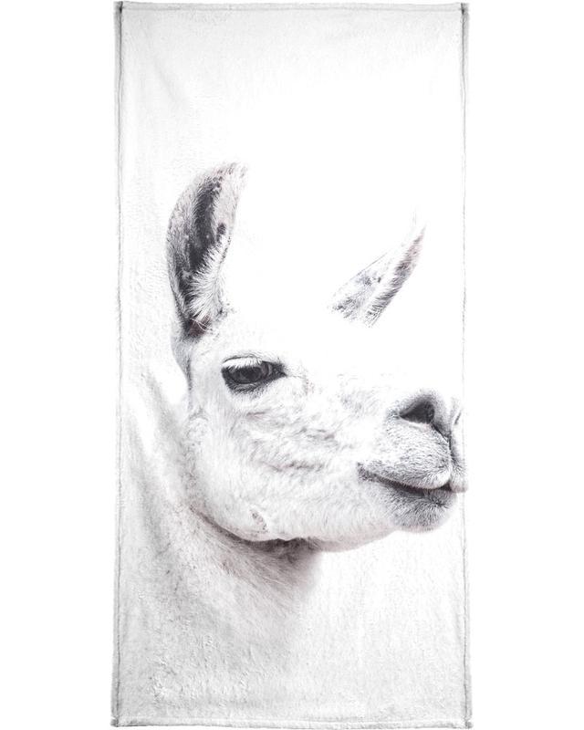 Llama II serviette de bain