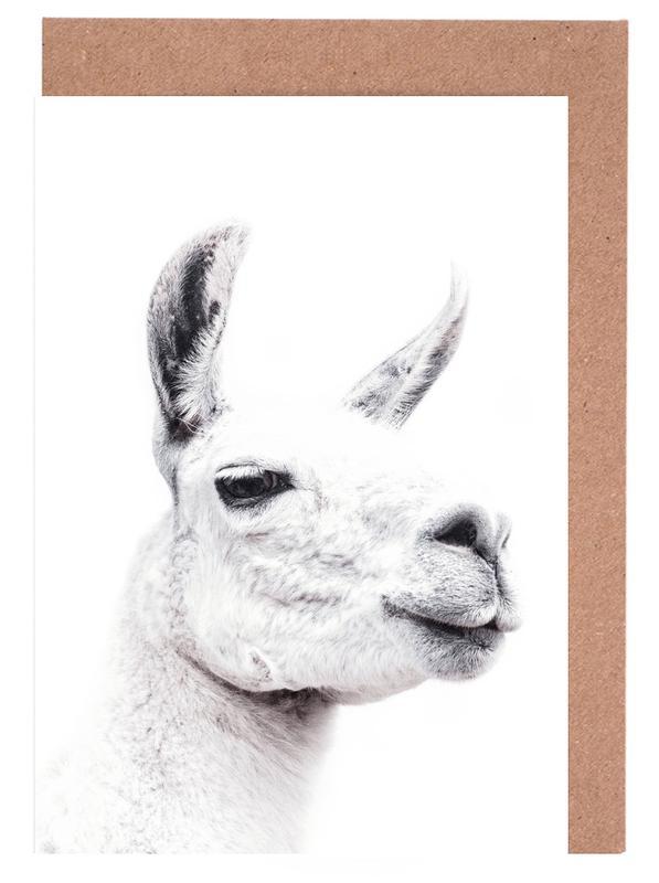 Llama II Greeting Card Set
