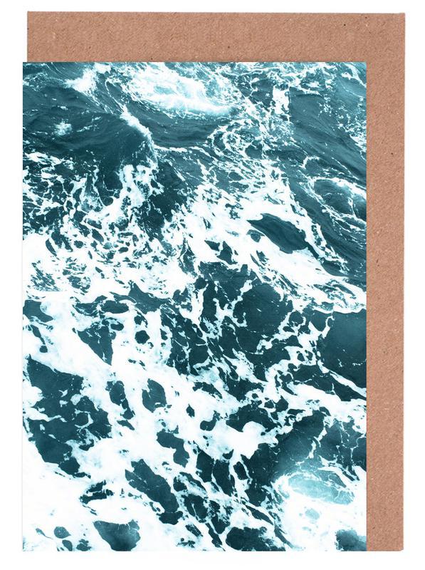 Ocean Blue cartes de vœux