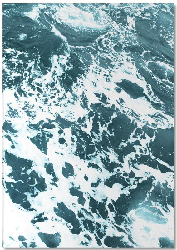 Ocean Blue bloc-notes