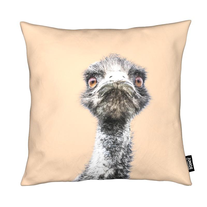 Nursery & Art for Kids, Orange Emu