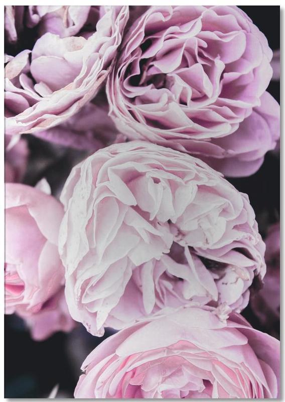 Pink flowers II Notepad