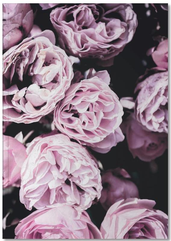 Pink Flowers III Notebook