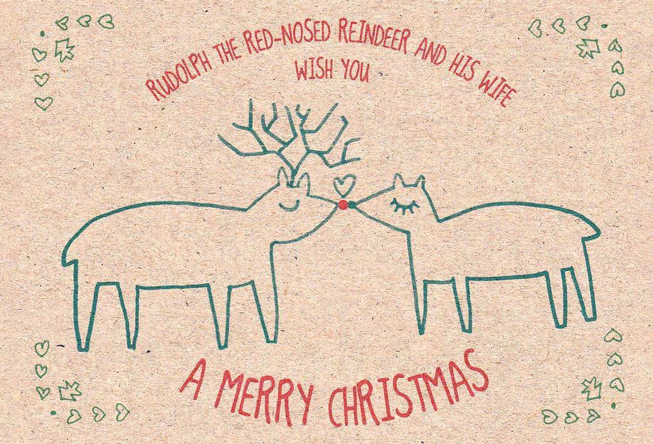 Rudolph -Alubild