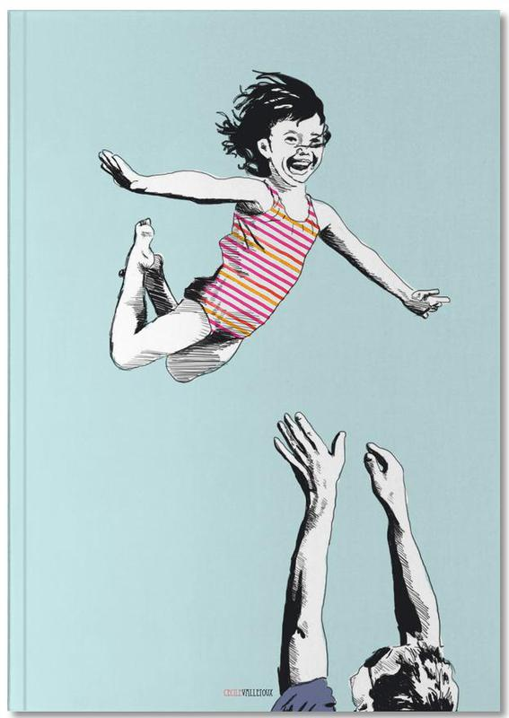 , Jump For Joy Notebook