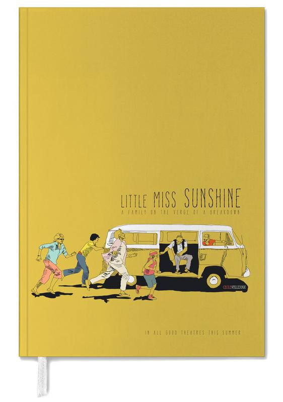 Little Miss Sunshine Personal Planner