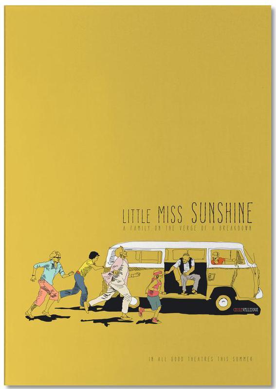 Little Miss Sunshine Notepad