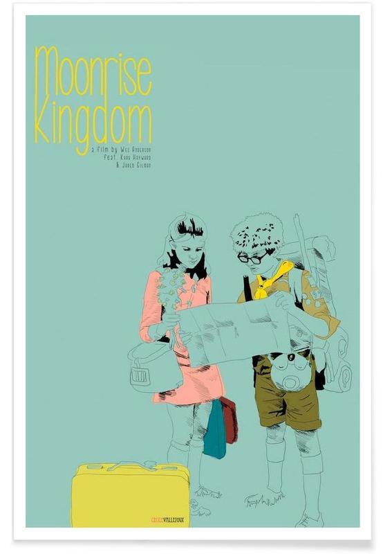 Films, Moonrise Kingdom poster