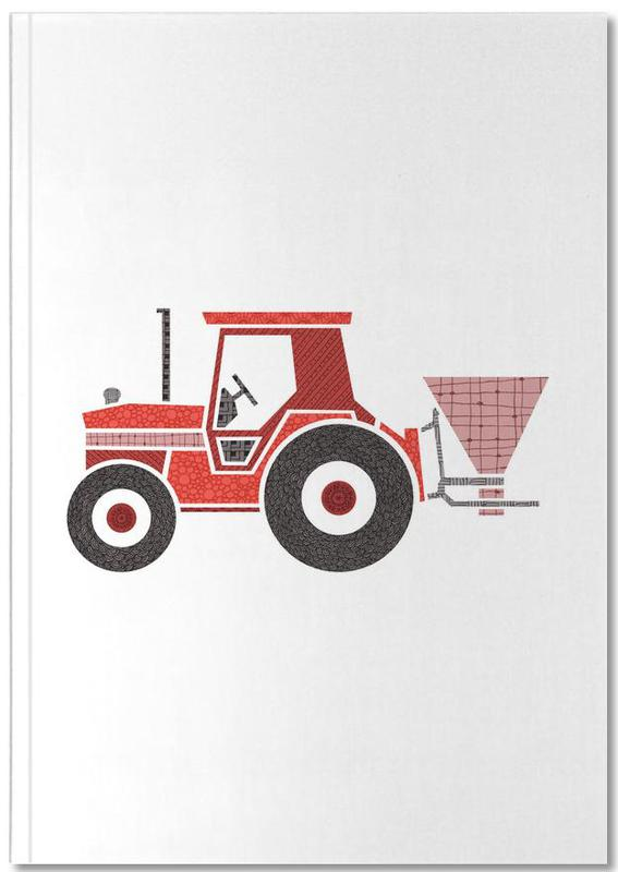 Art pour enfants, Traktor Notebook