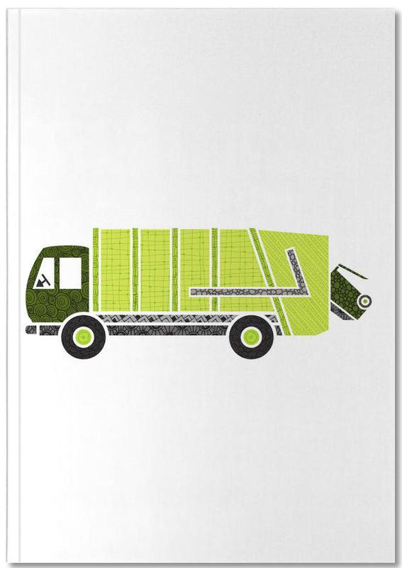 , Müllwagen Notebook