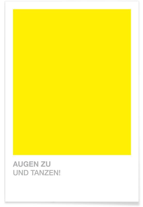 Quotes & Slogans, Launig 09 Poster
