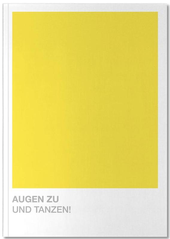 Citations et slogans, Launig 09 Notebook