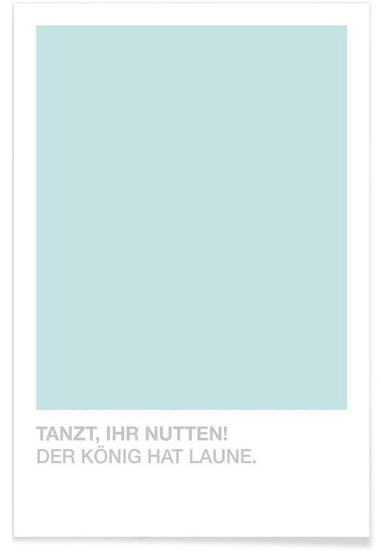 , Launig 01 Poster