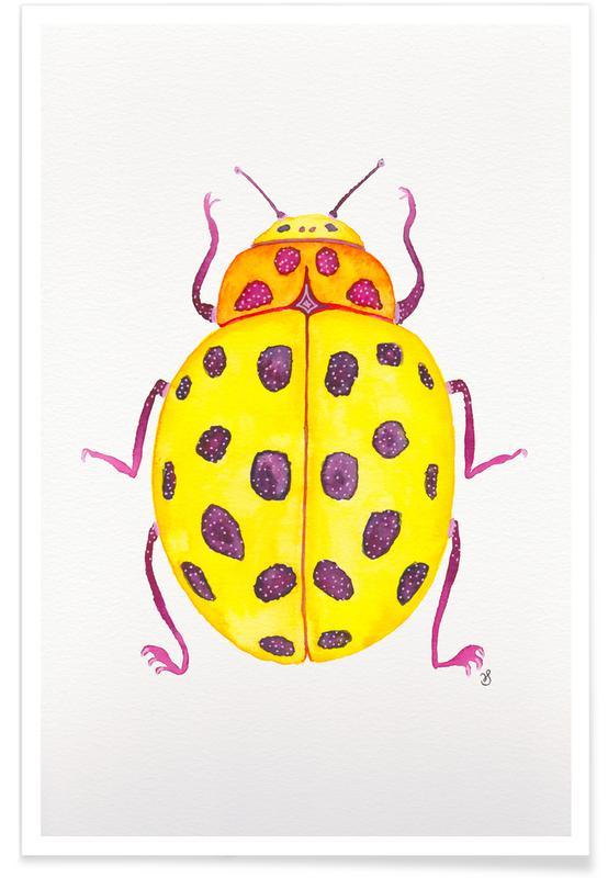No Ladybug 09 Poster