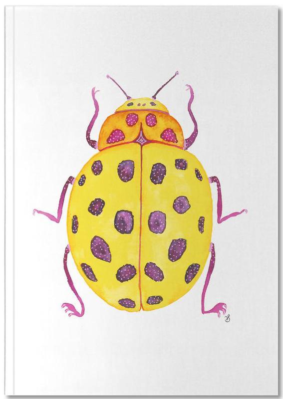 , No Ladybug 09 Notebook