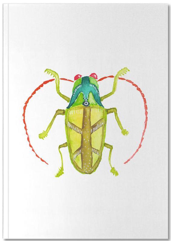 , No Ladybug 02 Notebook
