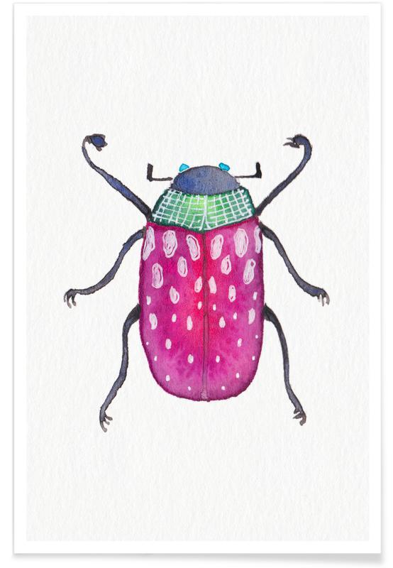 No Ladybug 01 -Poster