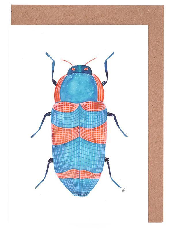 , No Ladybug 08 Greeting Card Set