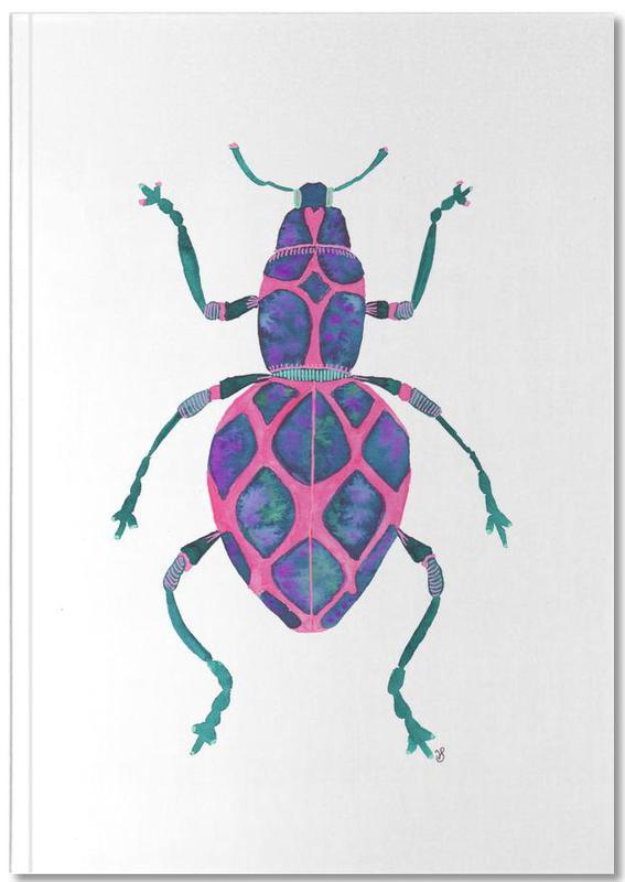 , No Ladybug 10 Notebook
