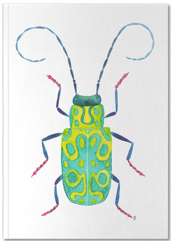 , No Ladybug 11 Notebook