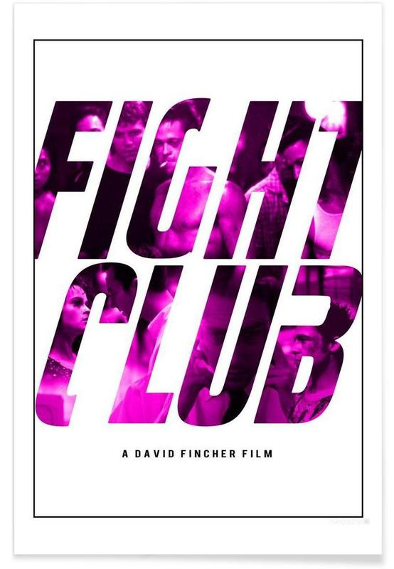 Fight Club affiche