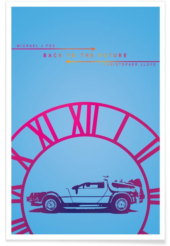 Films, BTTF poster