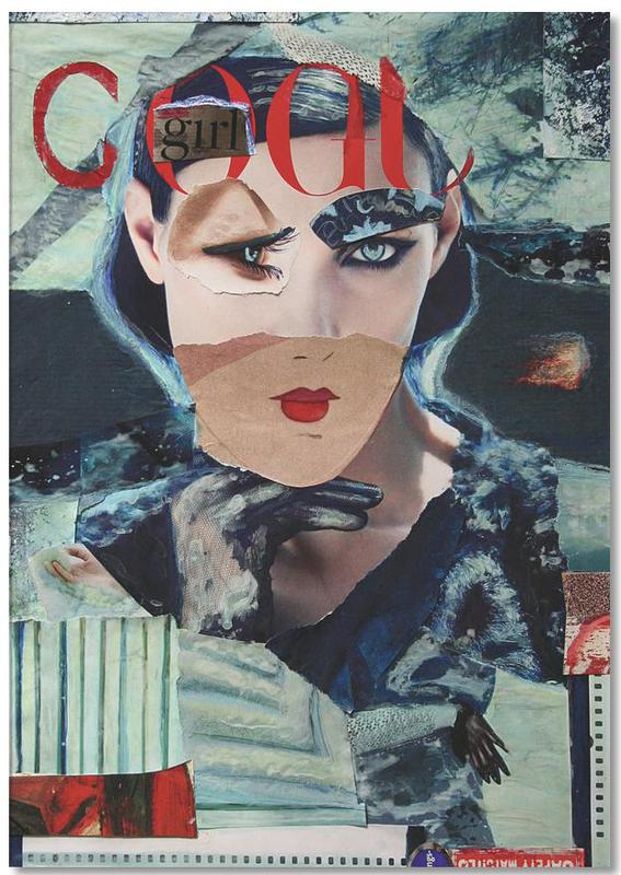 Portraits, Cool Girl bloc-notes