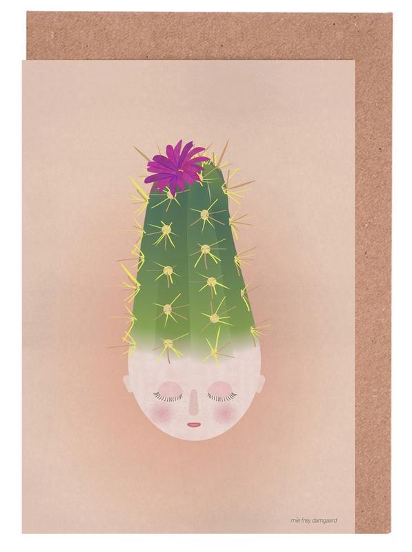Musings Cactus Greeting Card Set