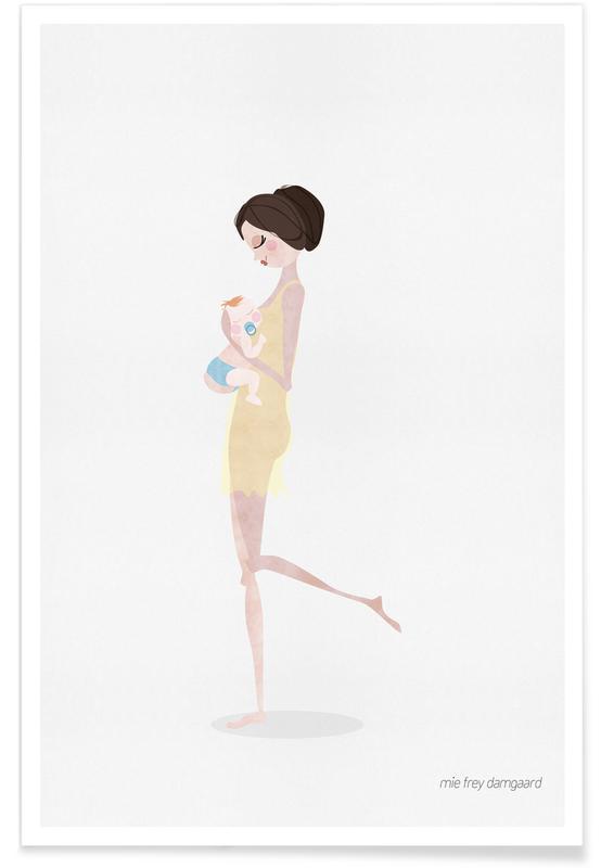 Geburt & Baby, No More Waiting #5 -Poster