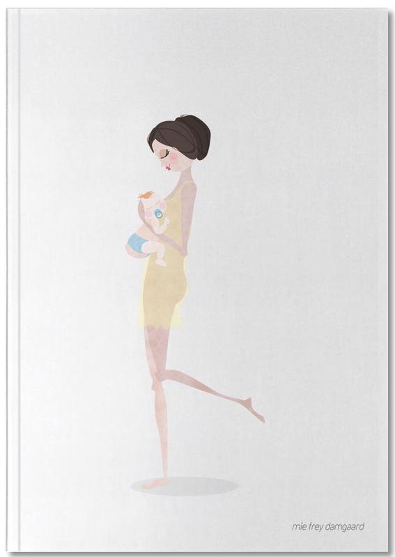 Geburt & Baby, No More Waiting #5 Notebook