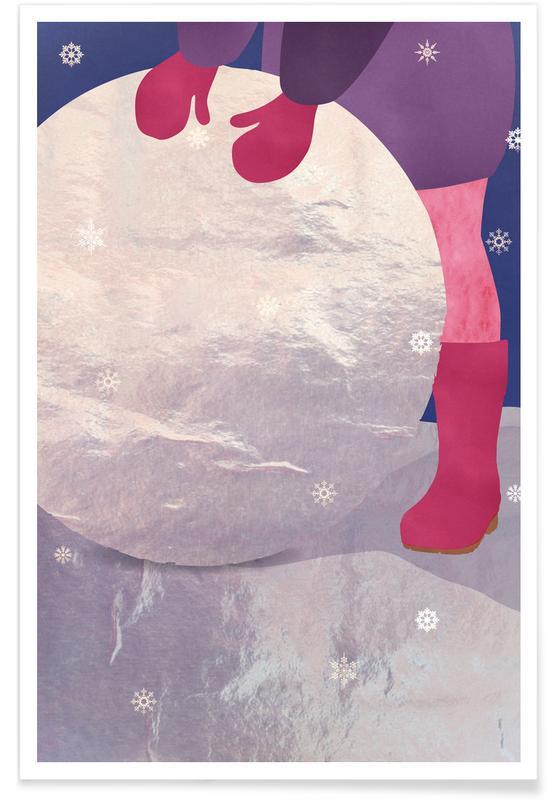 Weihnachten, Christmas 1 -Poster