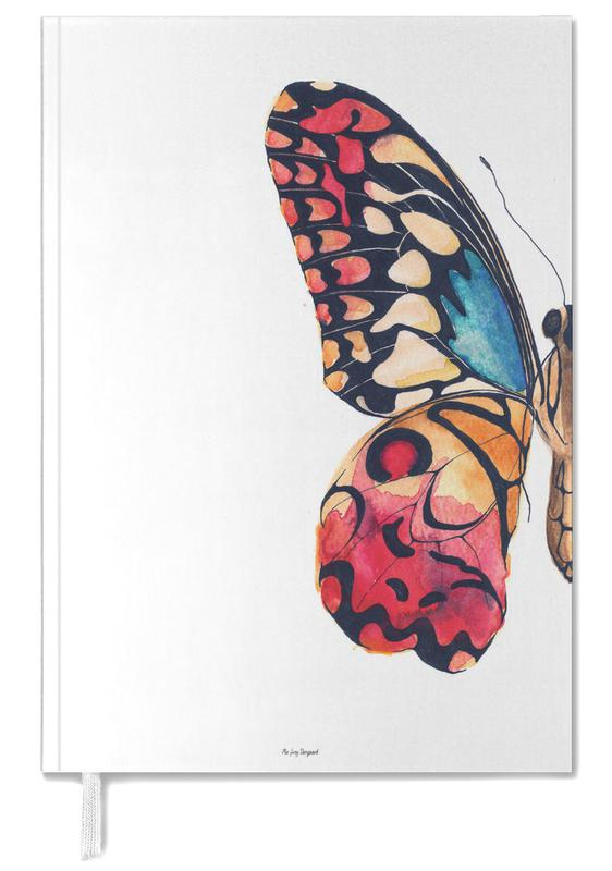 Butterfly Left Personal Planner