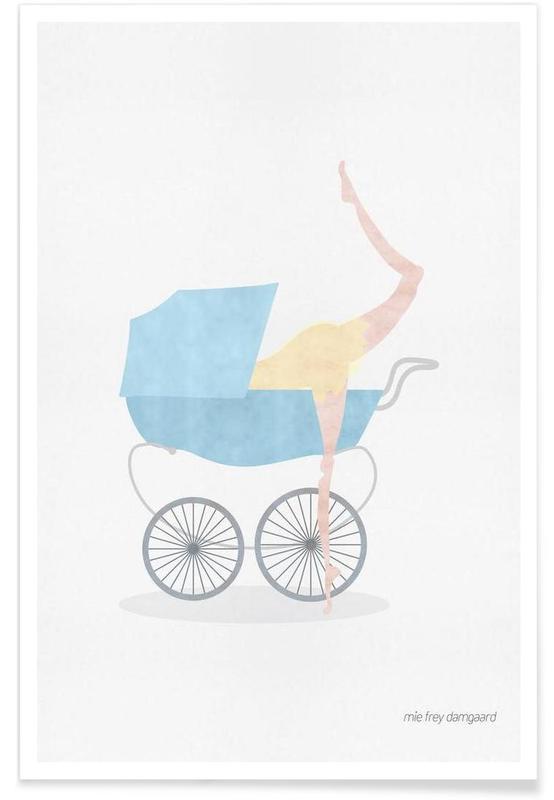 Geburt & Baby, No More Waiting #2 -Poster